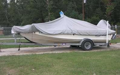 Boat Storage at Tiger Self Storage
